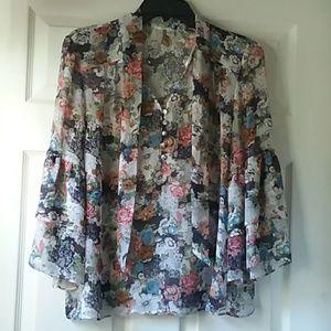 LAUREN CONRAD women's blouse